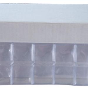 1 1/2 x 1 1/2 Coin Flips - 1000 per box