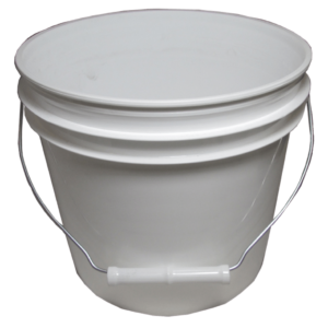 1 Gallon Ropak Shipping Bucket