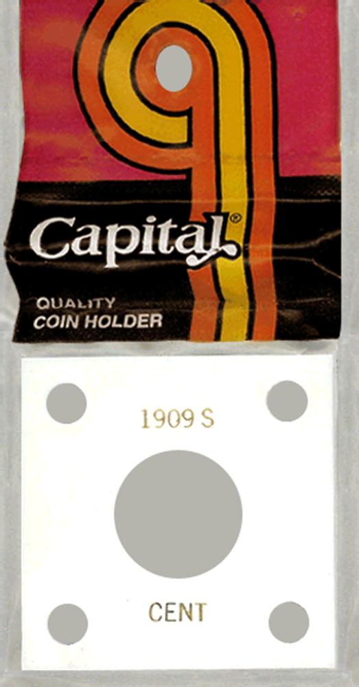 1909S Cent