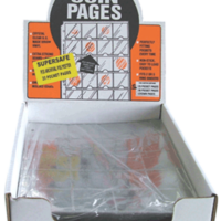 20 Pocket Pages (Archival) - Oversized 9.5x11