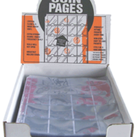 20 Pocket Pages - 2 x 2 Pocket