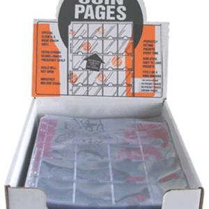 20 Pocket Pages - 2 x 2 Pocket