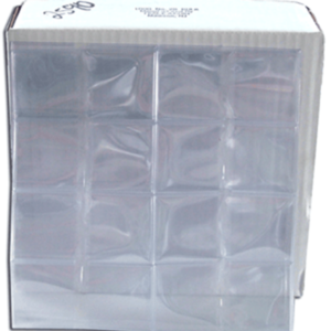 2x2 Coin Flips - 1000 per box