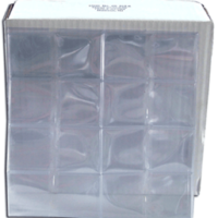 2x2 Coin Flips UN - 1000 per box