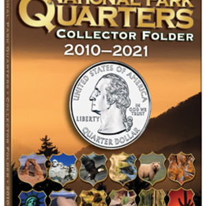 4 Color National Park Quarters Folder 5 3/4 x 7 3/4—1MM