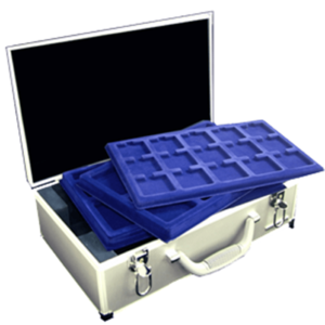 6-12 Tray Attache Case 322 142