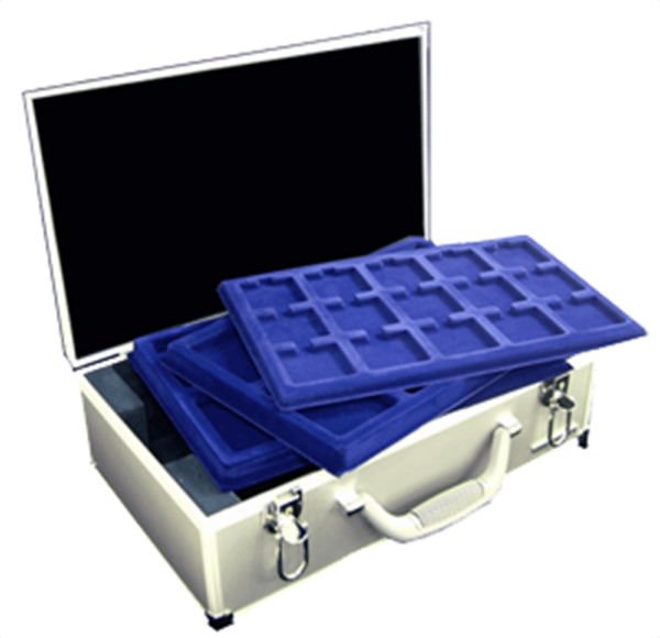 6-12 Tray Attache Case 322 142