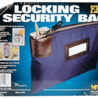 7 Pin Security Bags