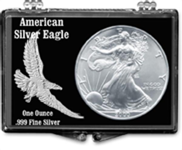 ASE Embossed Eagle