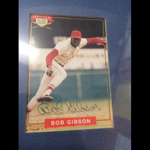 All Star Legends 1994 Bob Gibson