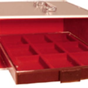 Aluminum 3-5 Tray Case