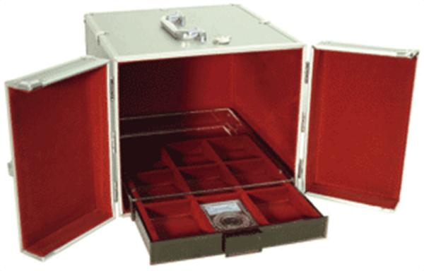 Aluminum 6-10 Tray Case 309 030