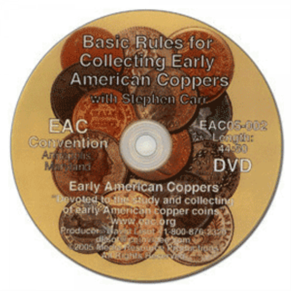 Basic Rules for Collecting Early American Coppers