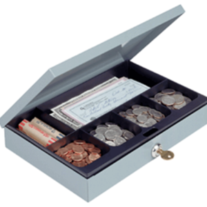 Cash Box with Security Lock