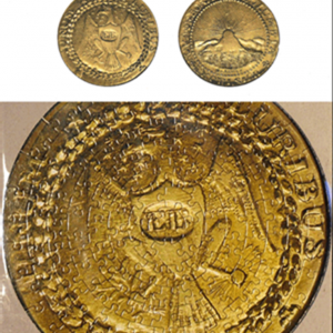 Coin Puzzle Brasher Doubloon