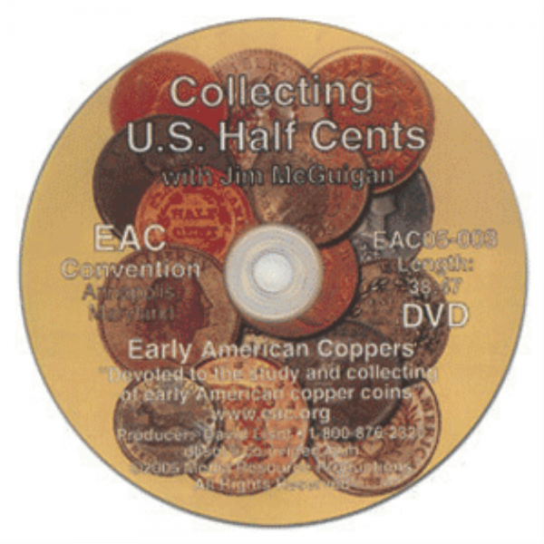 Collecting U.S. Half Cents