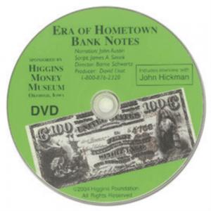 Era of Hometown Bank Notes