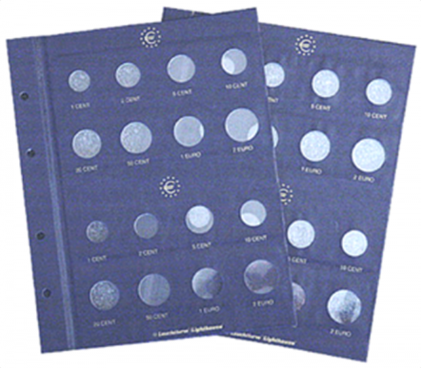 Euro Coin Pages