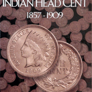 Flying Eagle and Indian Cent Folder