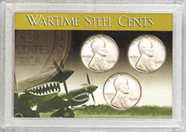 Steel Cent Holder