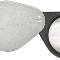 Folding Pocket Magnifier — 6x