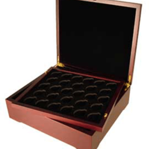 Guardhouse Wood Four Tray Box