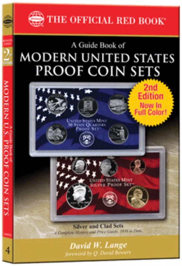 Guide Book of Modern U.S. Proof Sets