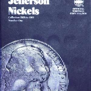 Jefferson Nickel No. 1