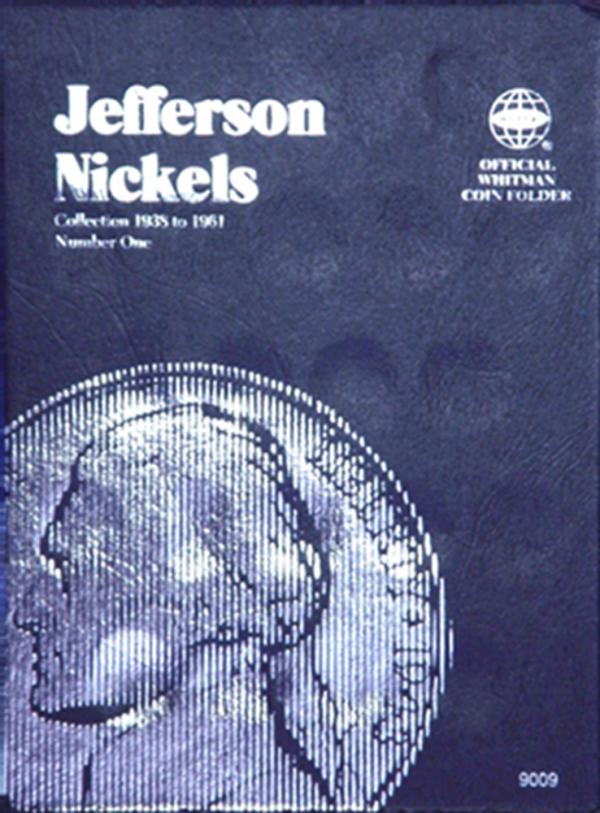Jefferson Nickel No. 1