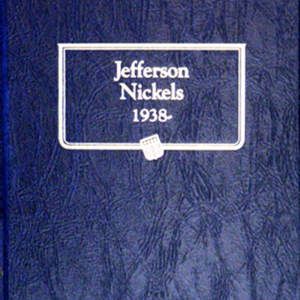 Jefferson Nickel Album 1938—2003