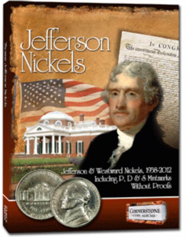 Jefferson Nickels 1938—2011