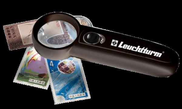 LED Pocket Magnifier — 6x 324404