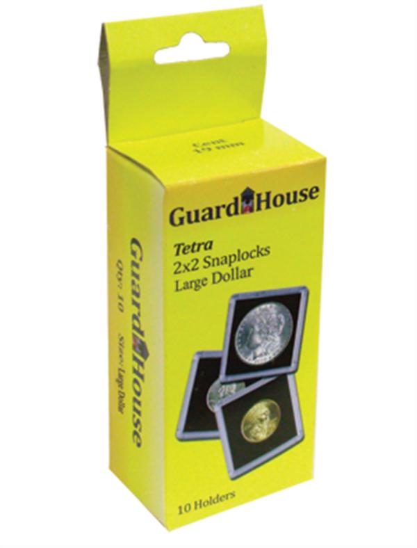 2x2 Lg Dollar Tetra Snaplock - 10 per pack