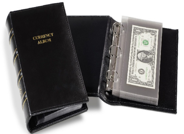 Lighthouse Classic Single Pocket Currency Album