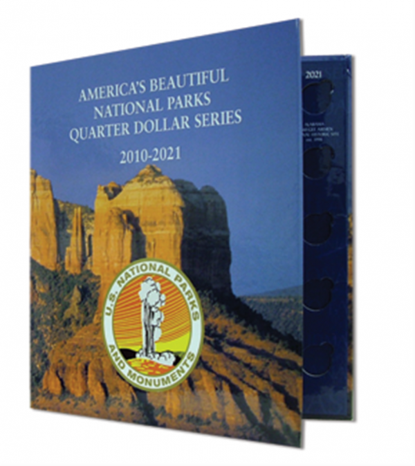 Lighthouse National Park Quarter Folder 352591