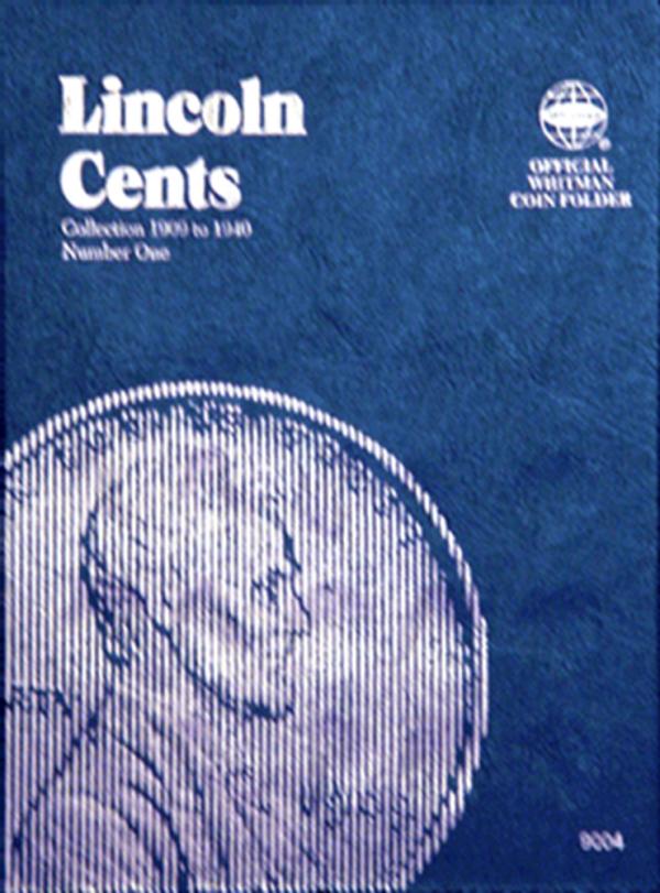 Lincoln Cent No. 1