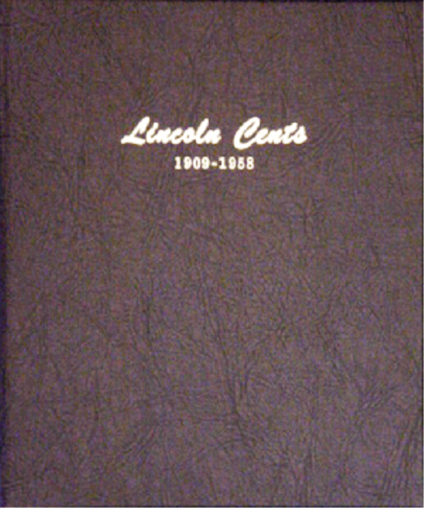 Lincoln Cents 1909—1958