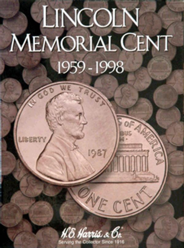 Lincoln Memorial Folder 1959—1998 #1