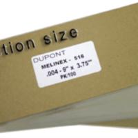 Melinex Auction Holders