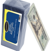 Modern Currency Toploader - 2 7/8x6 9/16