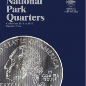 National Park Quarter Folder P&D No. 1 2010—2015