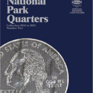 National Park Quarter Folder P&D No. 2 2016—2021