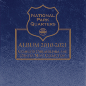 National Park Quarters Album 2010— 2021