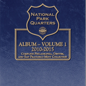 National Park Quarters Album — Vol. 1