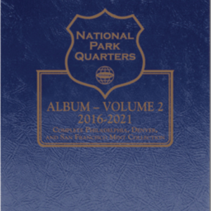 National Park Quarters Album — Vol. II