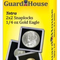 2x2 One Quarter Oz AGE Tetra - 10 per pack