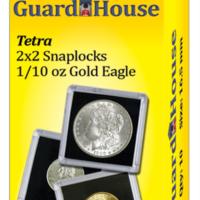 2x2 One Tenth Oz AGE Tetra - 10 per pack