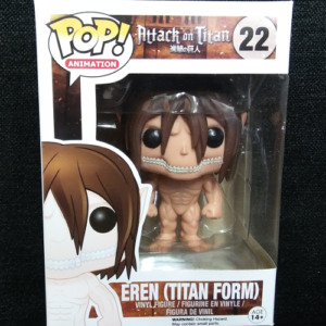 "POP Animation ""Eren"" Attack on Titan"