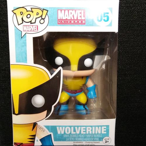 "POP Marvel ""Wolverine"" Marvel Universe"