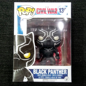 "POP Movies Captain America ""Black Panther"""